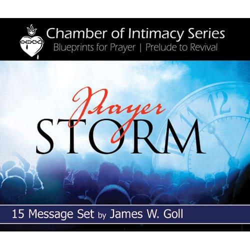 Prayer Storm Class