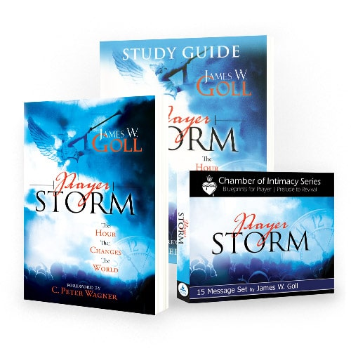 Prayer Storm Curriculum Kit