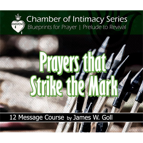 Prayers that Strike the Mark Class
