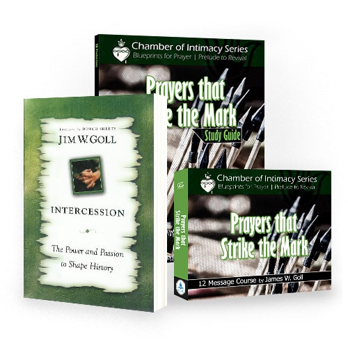 Prayers that Strike the Mark Curriculum Kit