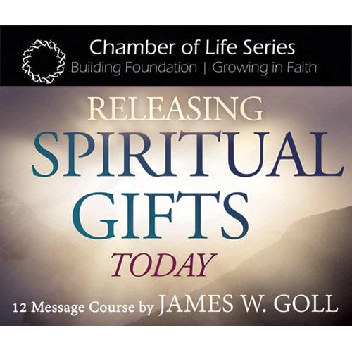 Releasing Spiritual Gifts Today Class