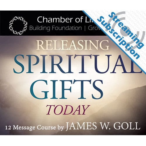 Releasing Spiritual Gifts Today Class Monthly Streaming