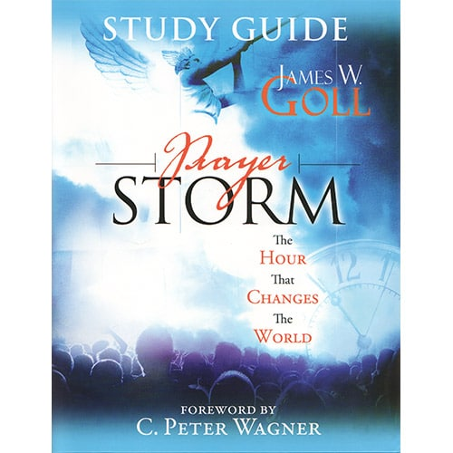 prayer storm study guide