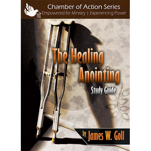 healing anointing study guide