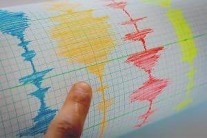 Sensitive Seismograph