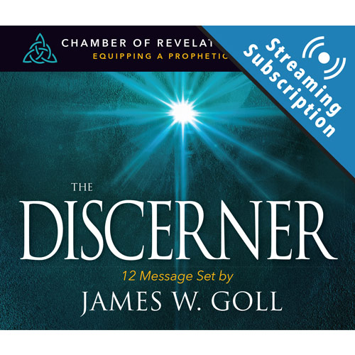 the discerner class monthly streaming