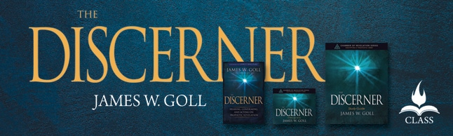 the discerner banner