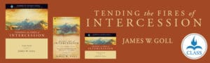 Tending the Fires of Intercession Class