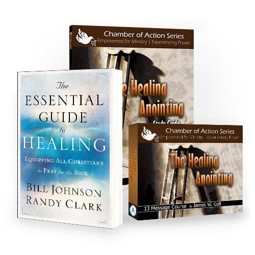 The Healing Anointing Curriculum Kit