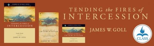 Tending the Fires of Intercession Curriculum