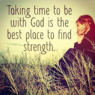 Take Time with God