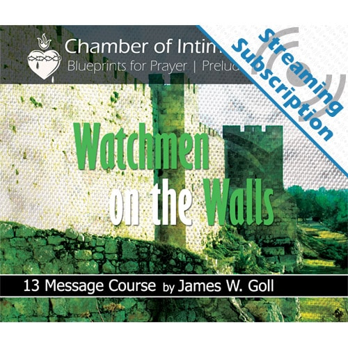 Watchmen on the Walls Class Monthly Streaming