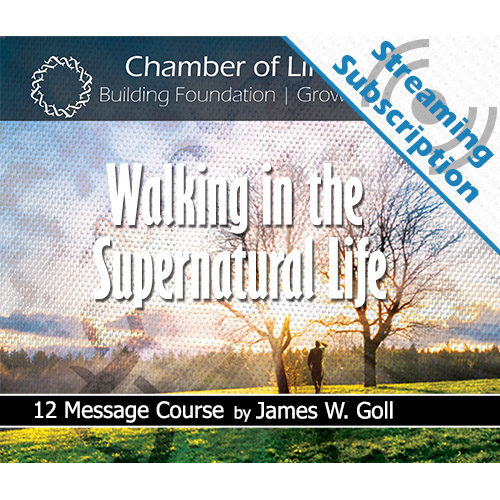 walking in the supernatural life class monthly streaming