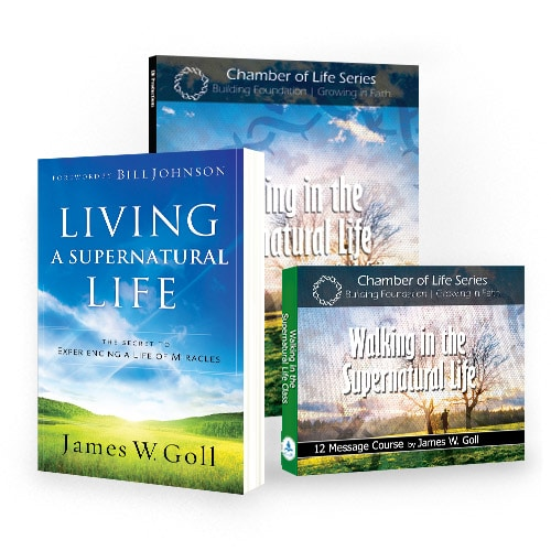 Walking in the Supernatural Life Curriculum Kit