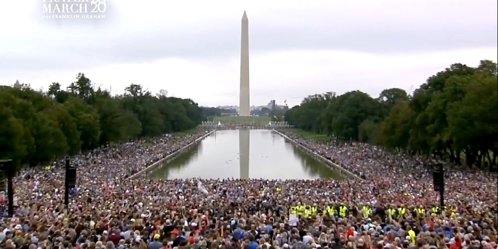 Washington Prayer March