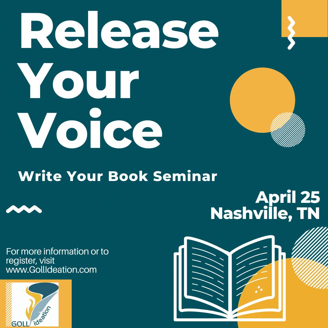 Write Your Book Seminar