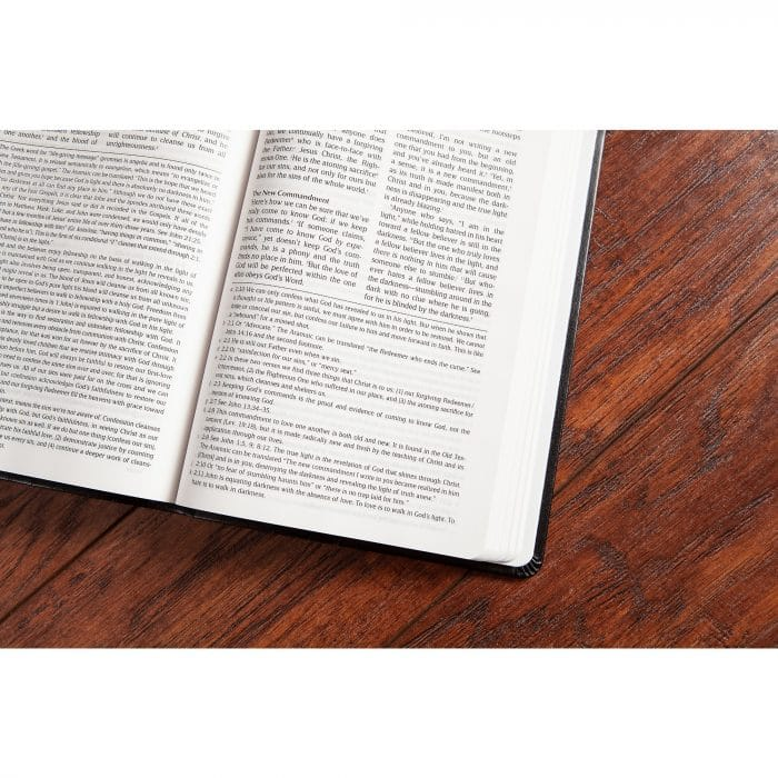 TPT Bible footnotes