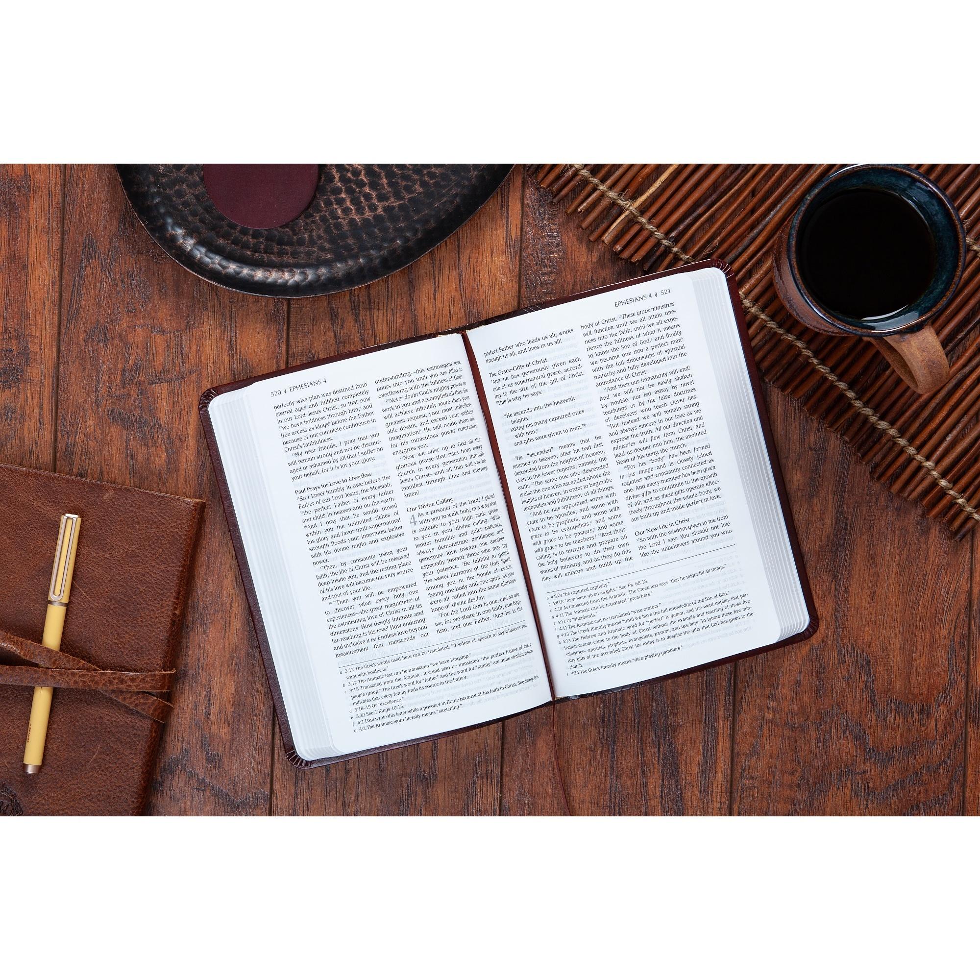 TPT Bible Ephesians
