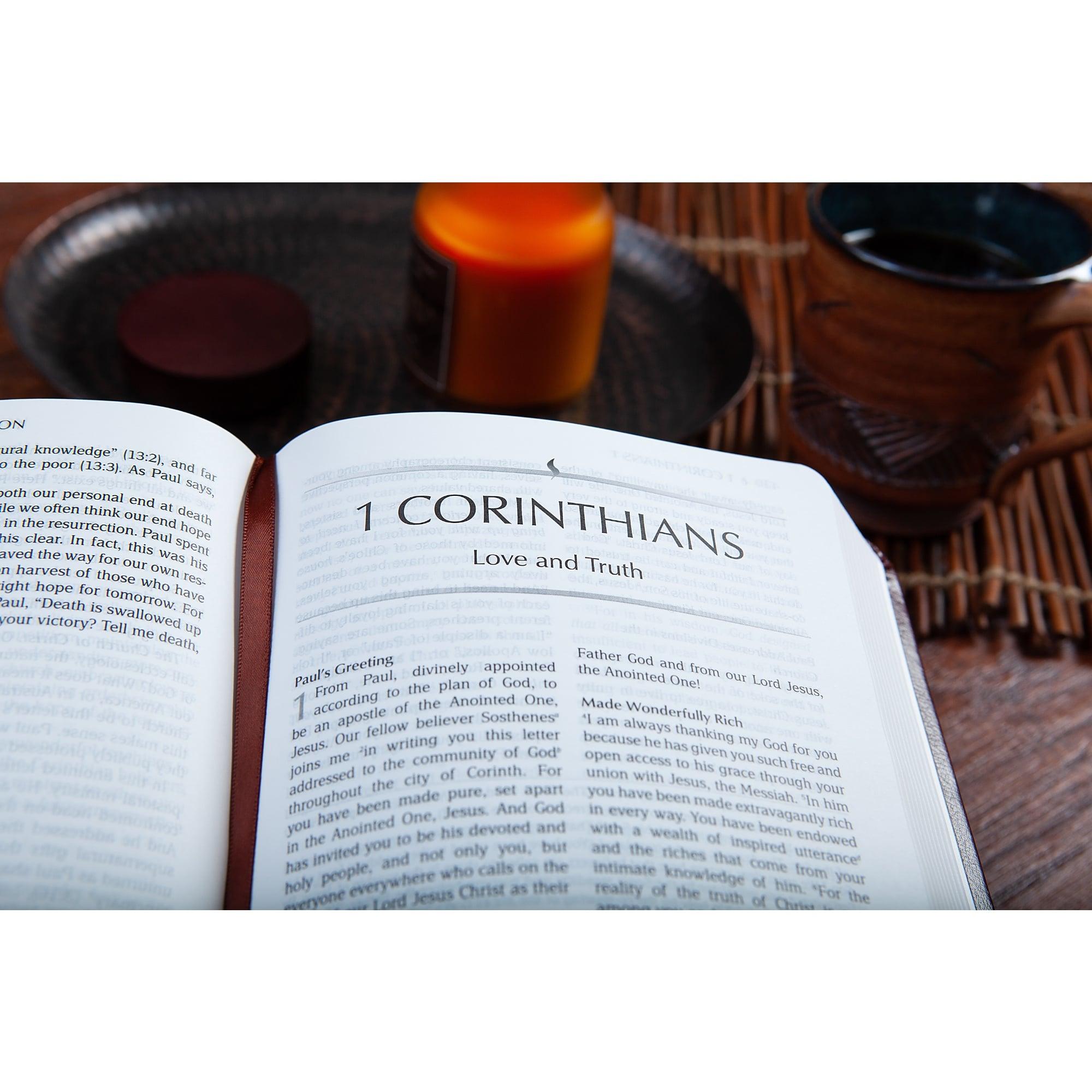 TPT Bible 1 Corinthians