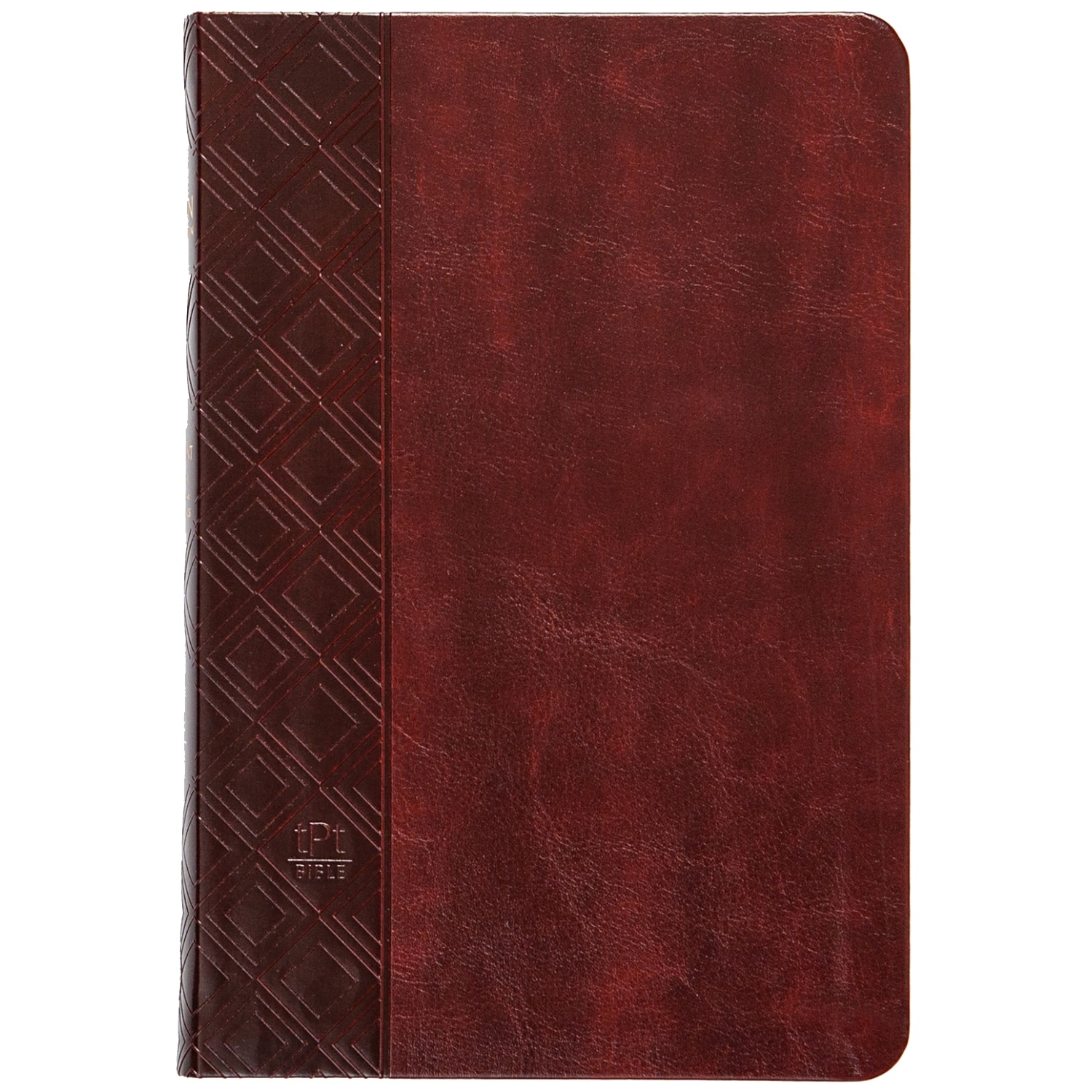 TPT Bible leather cover