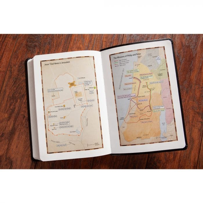 TPT Bible maps 2