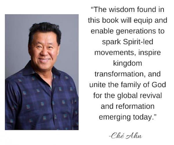 Che Ahn quote