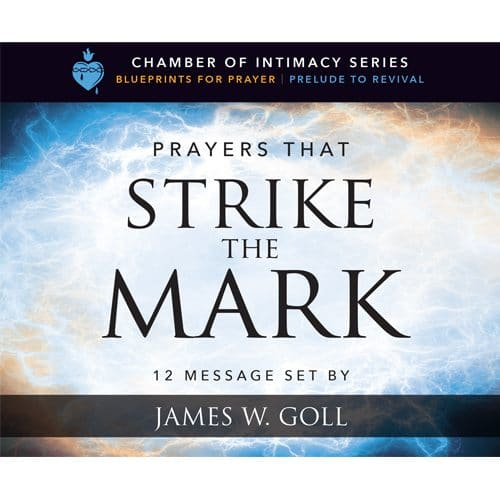 Prayers that Strike the Mark 12 Message Set