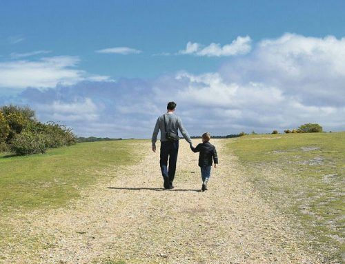 Walking in the Father's Blessing – A Core Value from James W. Goll
