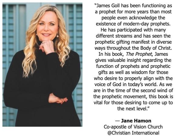 Jane Hamon quote
