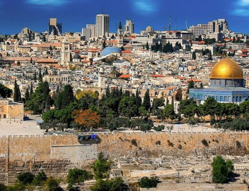 Why It is Imperative to Pray and Take a Stand for Israel