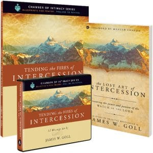 Tending the Fires of Intercession Curriculum Kit