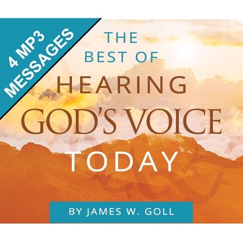 The Best of Hearing God's Voice Today 4 MP3 Message Set