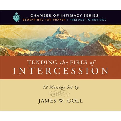 Tending the Fires of Intercession 12 Message Set