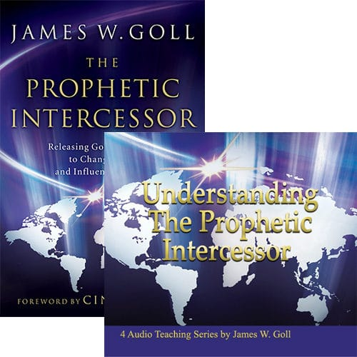 prophetic intercessor bundle