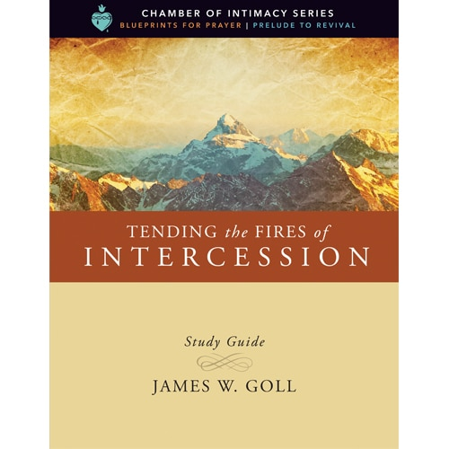 Tending the Fires of Intercession Study Guide