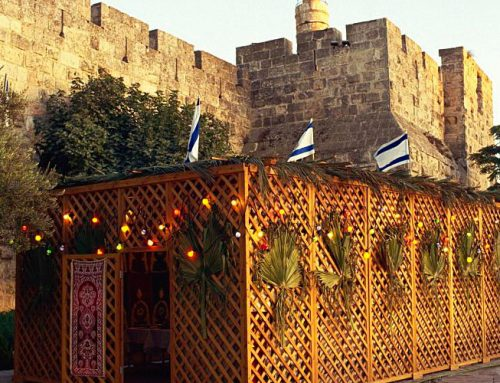 The Importance of Sukkot or the Feast of Tabernacles